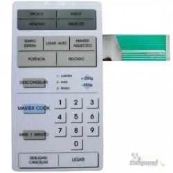 Membrana Microondas CCE MW1400 / 1480